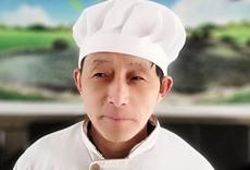 耿敬志 厨房消毒负责人兼送餐员