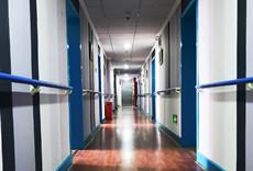 靓丽的走廊